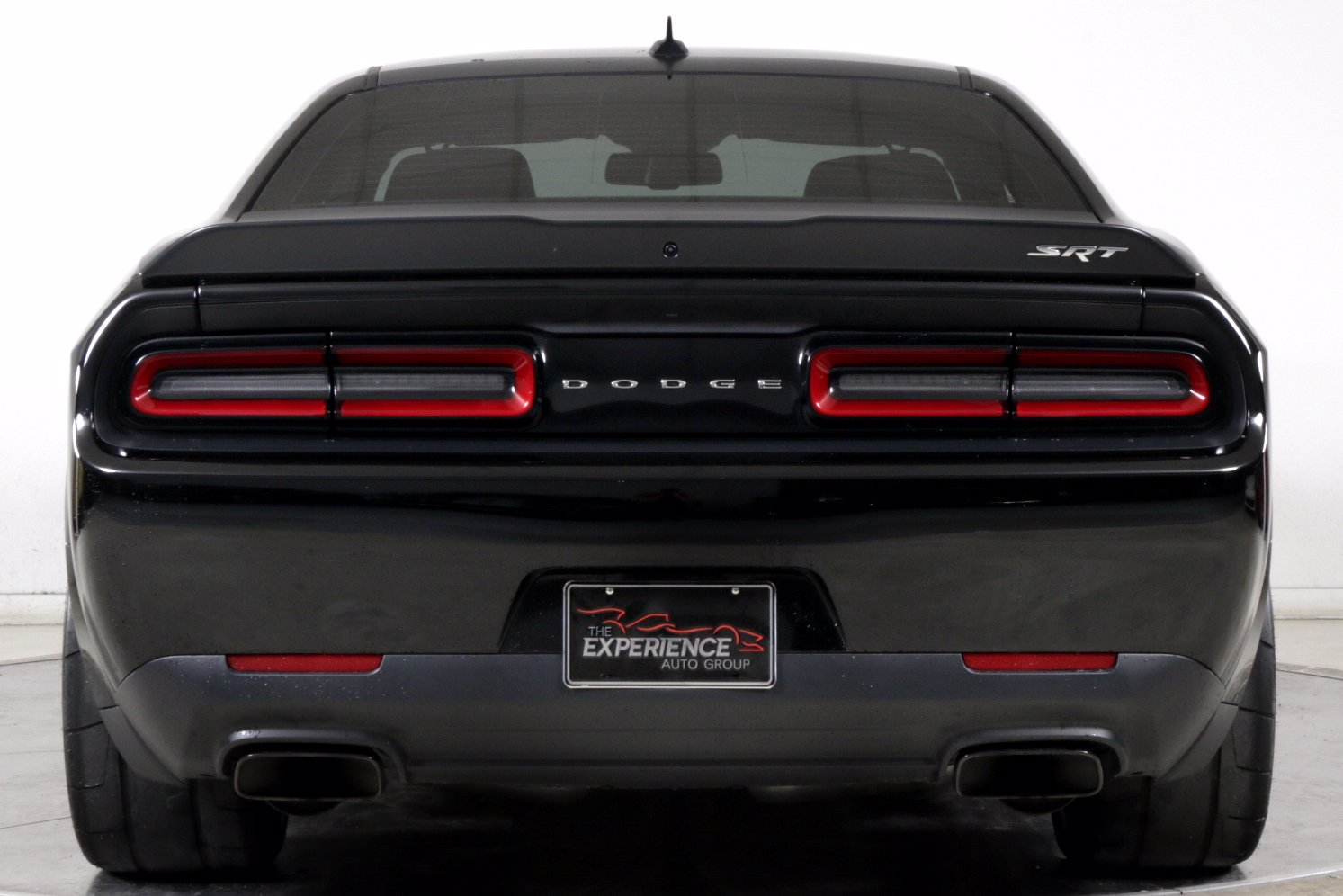 Pre-Owned 2018 Dodge Challenger SRT Demon
