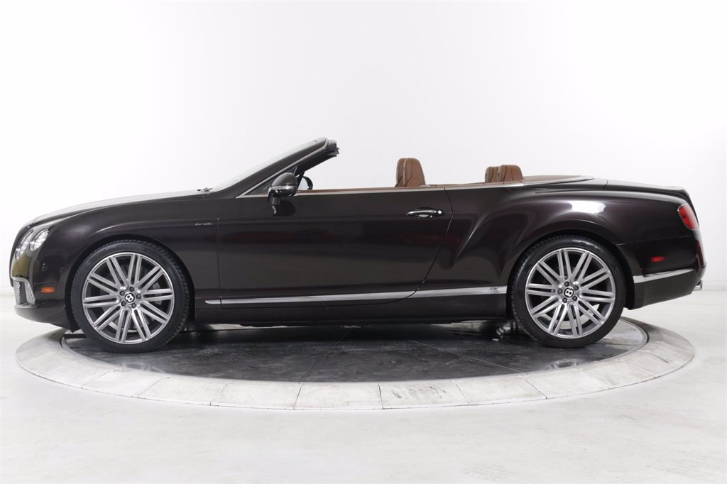 Pre-Owned 2014 Bentley Continental GT Speed Speed