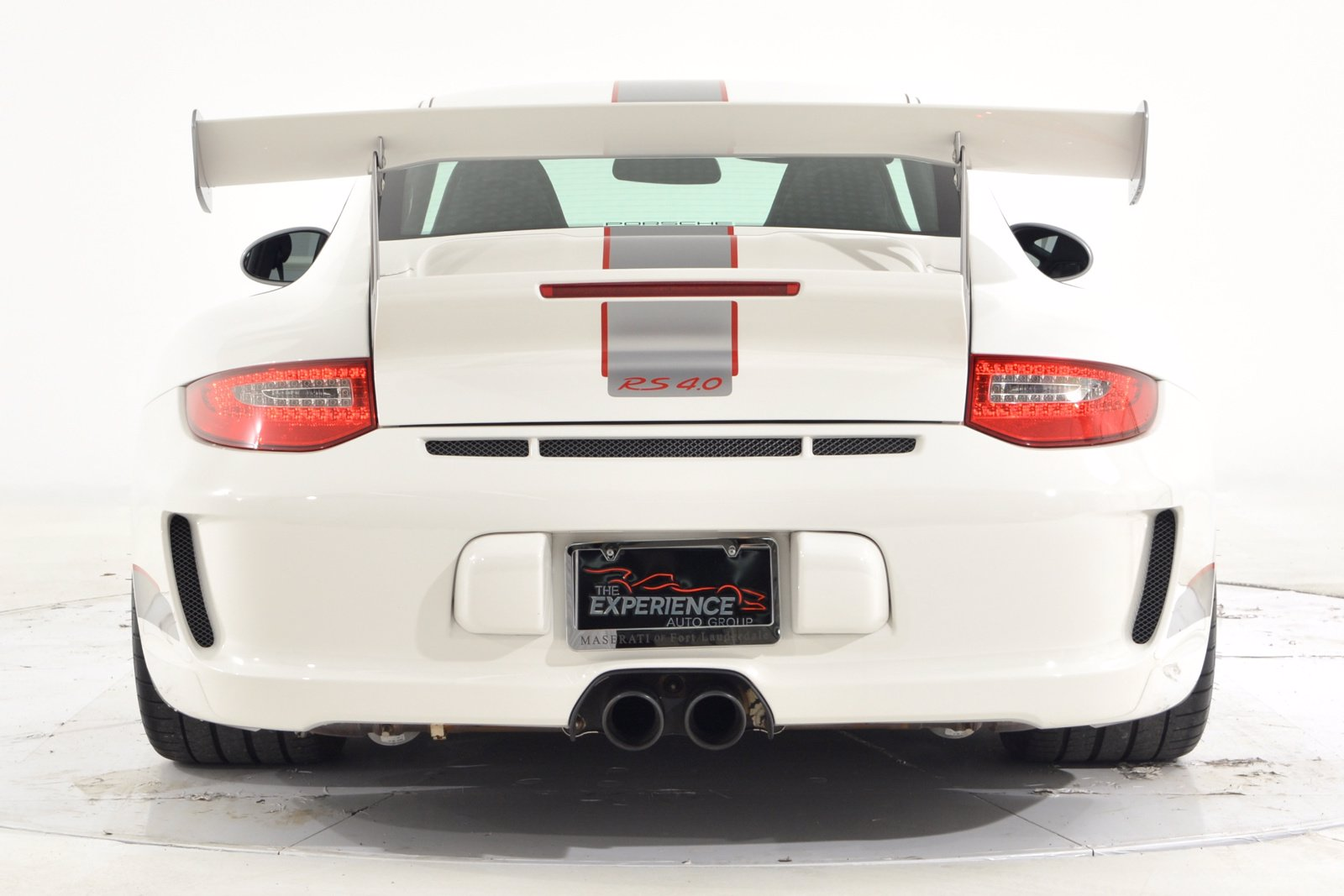 Pre-Owned 2011 Porsche 911 GT3 RS 4.0
