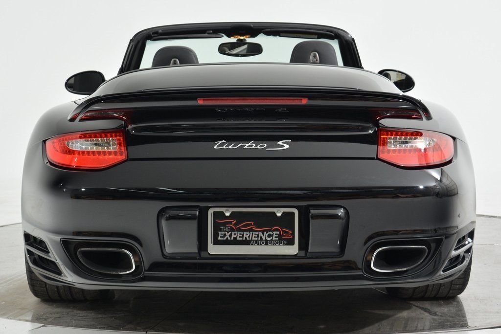 Certified Pre-Owned 2012 Porsche 911 Turbo S