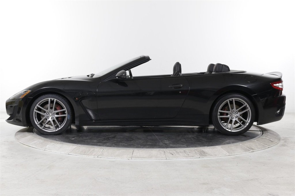 Certified Pre-Owned 2013 Maserati GranTurismo Convertible MC