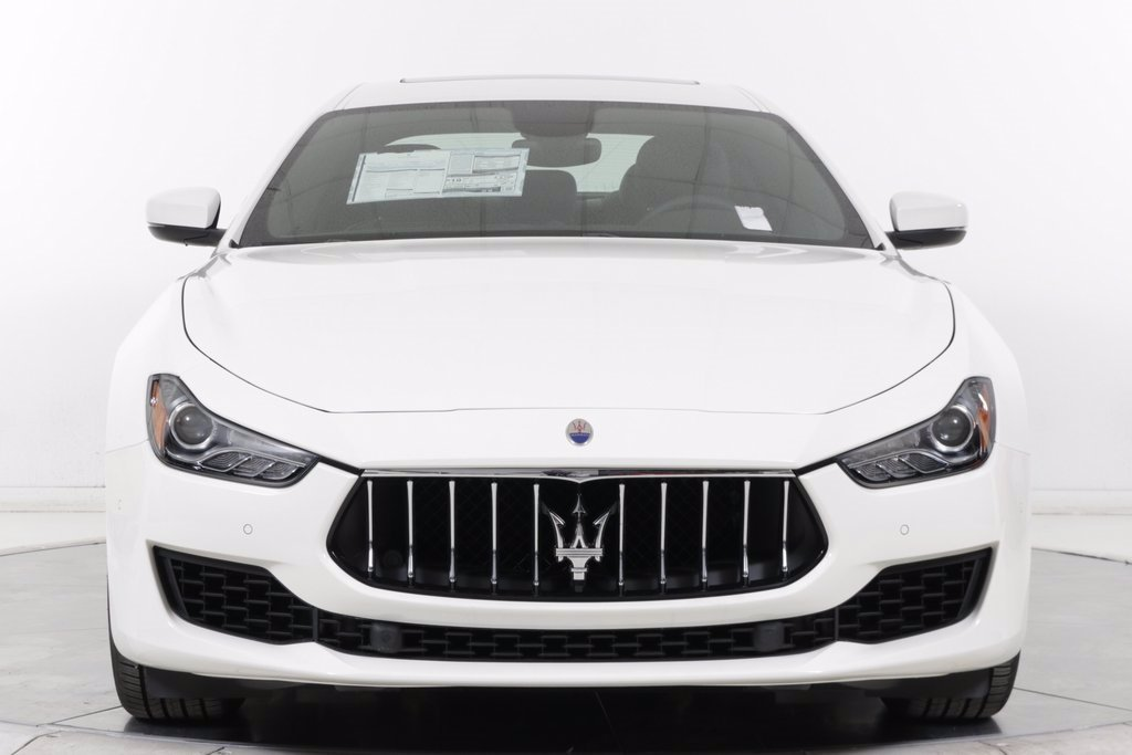 Certified Pre-Owned 2019 Maserati Ghibli S Q4