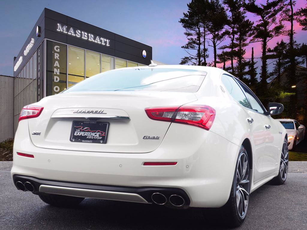 Certified Pre-Owned 2019 Maserati Ghibli S Q4 GranLusso