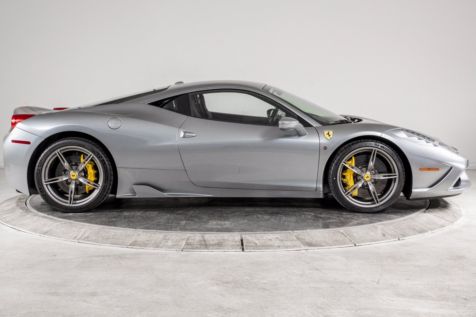 Certified Pre-Owned 2015 Ferrari 458 SPECIALE Speciale