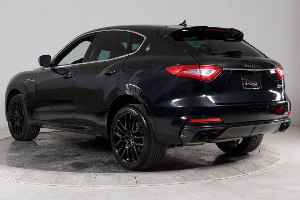 Certified Pre-Owned 2019 Maserati Levante Trofeo